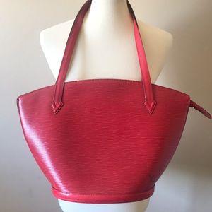 Authentic Louis Vuitton Epi Bag GM Tote St.Jacques